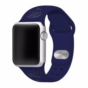 Columbus Blue Jackets Apple Compatible Watchband